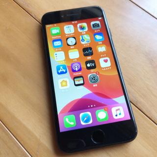Apple - SIMフリー iPhone7 32GB Black
