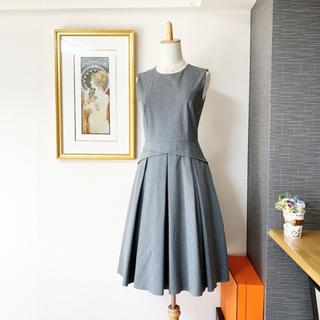 FOXEY - 極美品 タキシード クロス ワンピース ドレス フォーマル