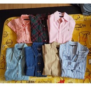 Ralph Lauren - シャツ まとめ売り 6870円、バラ売り1320円