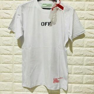 OFF-WHITE - OFF-WHITE  オフホワイト Tシャツ ホワイト
