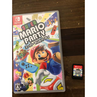 Nintendo Switch - スイッチ スーパーマリオパーティ