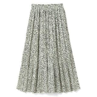 GRL - 【完売品】新作新品  GRL  レオパード柄 プリーツスカート