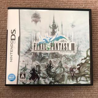 ニンテンドーDS - ファイナルファンタジーIII DS