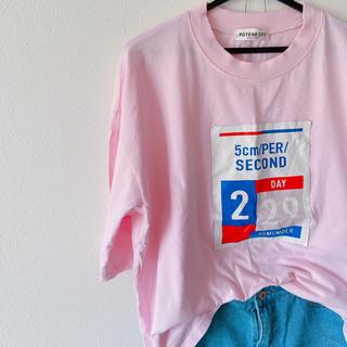 韓国 Tシャツ 半袖(Tシャツ/カットソー(半袖/袖なし))