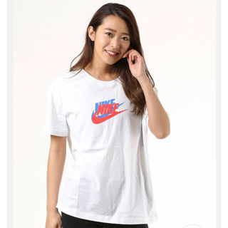 NIKE - ❤️NIKE❤️ナイキ ウィメンズ  ロゴTシャツ Lサイズ