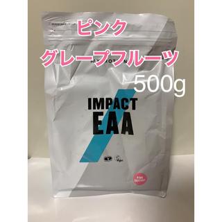 MYPROTEIN - マイプロテイン  EAA アミノ酸 ピンクグレープフルーツ 500g