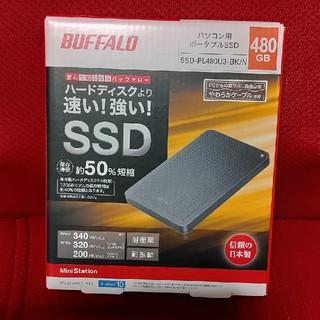 Buffalo - 【新品】SSD480GB BUFFALO