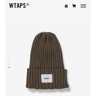 W)taps - WTAPS BEANIE 01 OLIVE DRAB 20SS