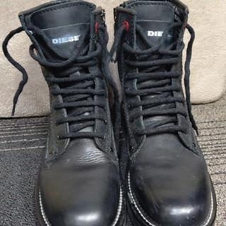 DIESEL - DIESEL レディース ブーツ 24.5センチ