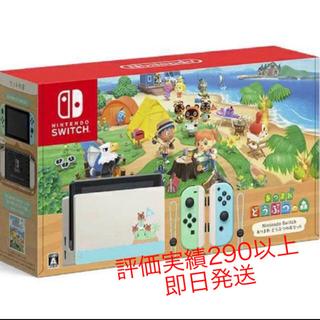 Nintendo Switch - どうぶつの森 Switch同梱版