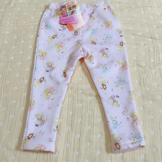 Disney - ディズニープリンセス レギンスパンツ ズボン 80 子供服 ベビー服 女の子