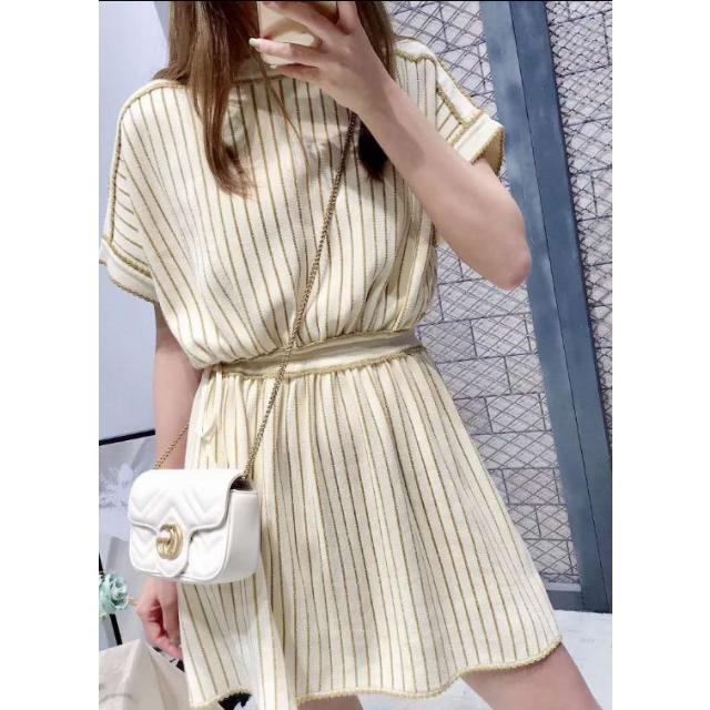 Gucci - 2020春夏 新作GUCCI ミニワンピースSの通販