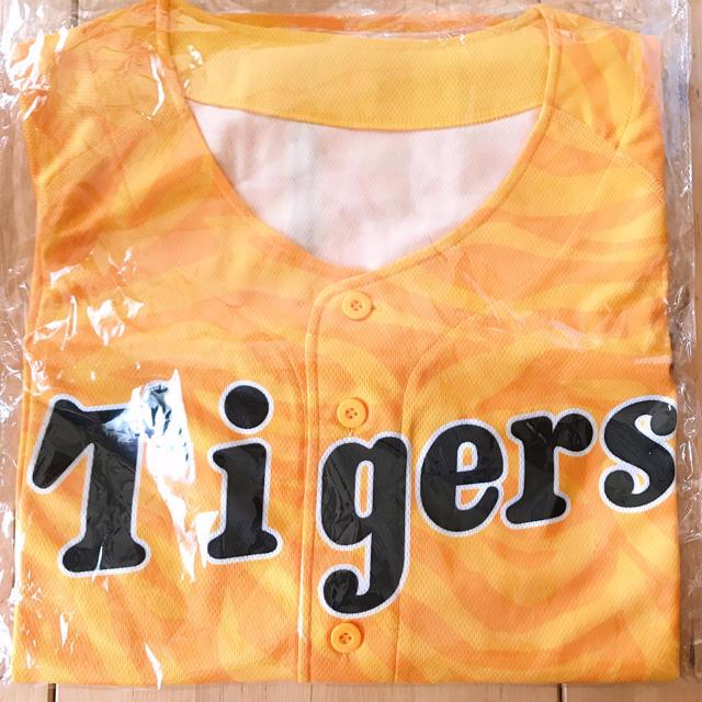 阪神タイガース(ハンシンタイガース)の新品 タイガース ユニフォーム 野球グッズ スポーツ/アウトドアの野球(応援グッズ)の商品写真