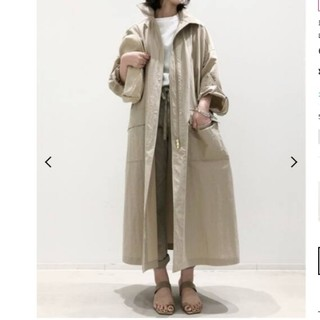 L'Appartement DEUXIEME CLASSE - アパルトモン CTN * NYLON Long Coat