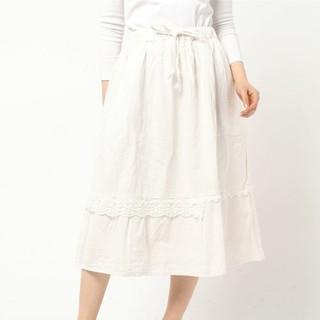SM2 - SM2 裾アシメレーススカート