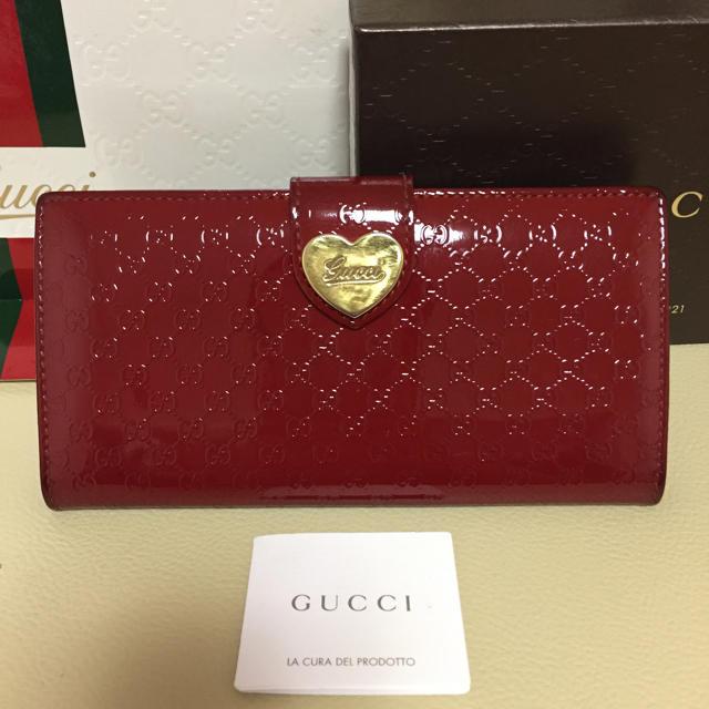 IWC コピー 時計 - Gucci - 格安 早い者勝ち 確実正規品 GUCCI グッチ 長財布 財布 バッグの通販