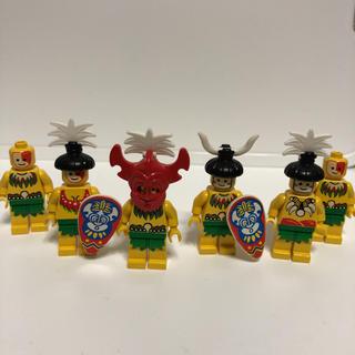 Lego - LEGO レゴ ミニフィグ 南海の勇者 ロンゴ族