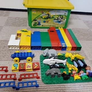 Lego - LEGO duplo 2356 楽しいどうぶつえん