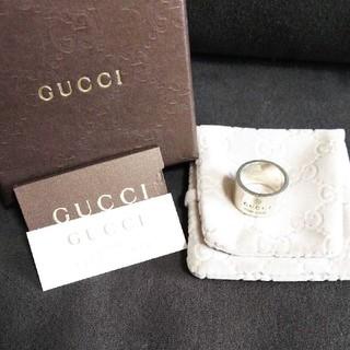 Gucci - GUCCIロゴリング