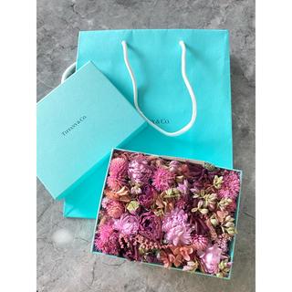 Tiffany & Co. - 【非売品】ティファニー ドライフラワー2020春