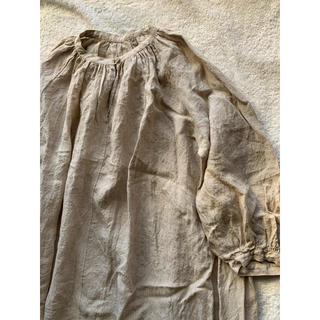 nest Robe - sale⭕️かぐれ リネンワンピース