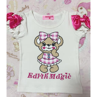 EARTHMAGIC - 16.アースマジック Tシャツ 100