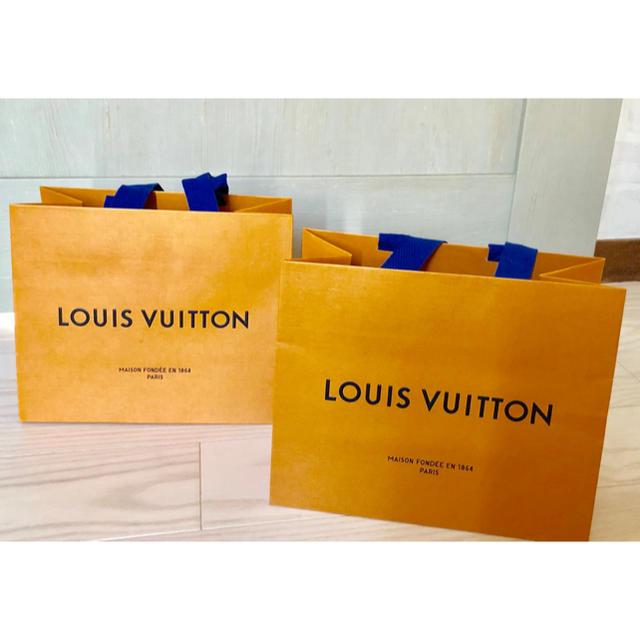 グラスヒュッテ激安 時計 スーパー コピー - LOUIS VUITTON - ルイヴィトン ショップ紙袋×2枚の通販