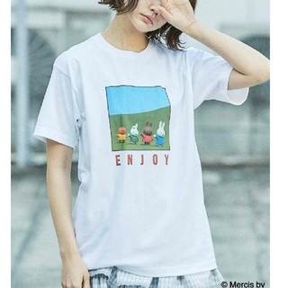 メリージェニー(merry jenny)のミッフィー Tシャツ 新品(Tシャツ(半袖/袖なし))