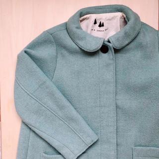 SM2 - コート.水色