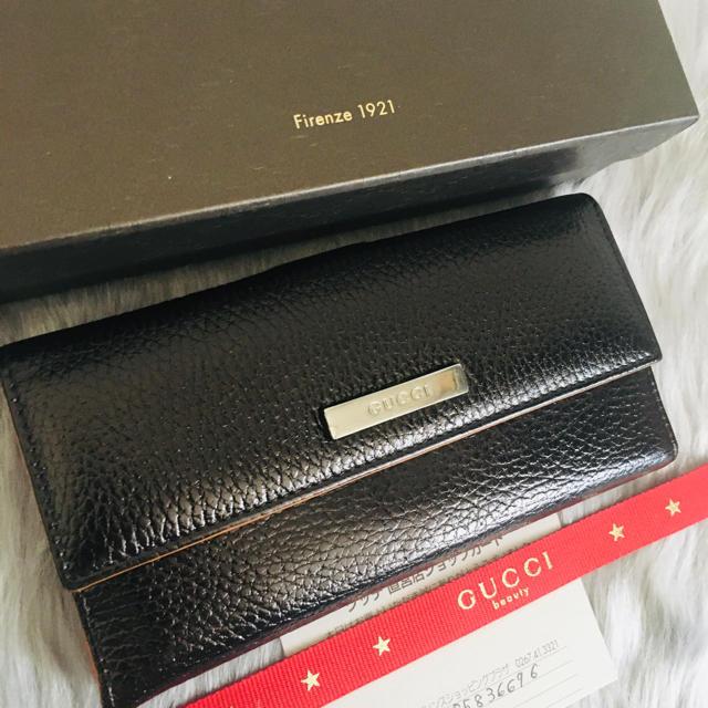Blancpain時計コピー,Gucci-美品 グッチ 長財布 二つ折り Wホックの通販