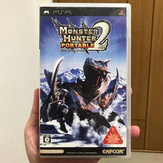 PlayStation Portable - モンスターハンターポータブル 2nd