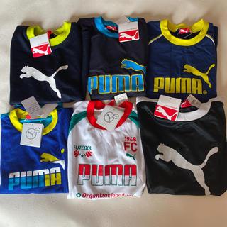 プーマ(PUMA)の全て新品 プーマ 130cm 男の子 シャツ タンクトップ 6点セット(Tシャツ/カットソー)