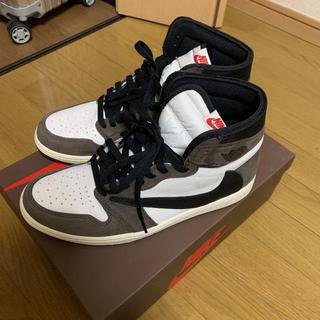 NIKE - Nike Jordan 1 Retro High Travis Scott