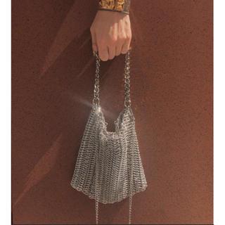 アメリヴィンテージ(Ameri VINTAGE)のAmeri vintage☆ HEAVY CHAIN MESH BAG(ショルダーバッグ)