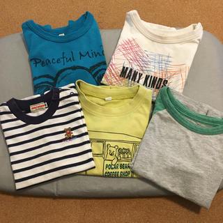 mikihouse - 男の子 Tシャツ サイズ90〜95 5枚セット