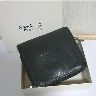 アニエスベー(agnes b.)のアニエスベーボヤージュ  2つ折り財布(折り財布)