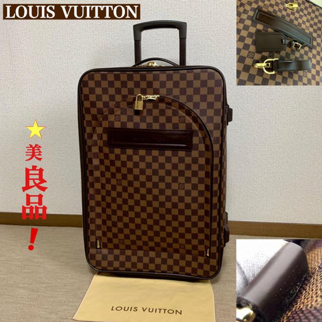 チャイム 時計 スーパー コピー 、 LOUIS VUITTON - LOUIS VUITTON/ルイヴィトン ダミエ ペガス55 キャリーバッグ の通販