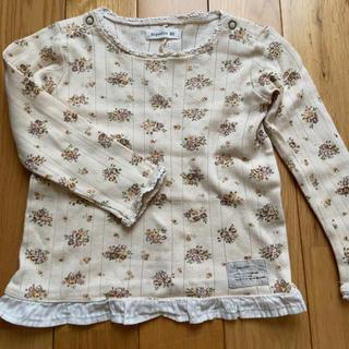 Biquette - ビケット花柄長袖カットソー95