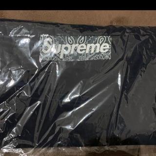 Supreme - Supreme bandana box tee ネイビー L