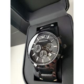 エンポリオアルマーニ(Emporio Armani)のほぼ未使用 エンポリオ・アルマーニ AR2453 クロノグラフ(腕時計(アナログ))