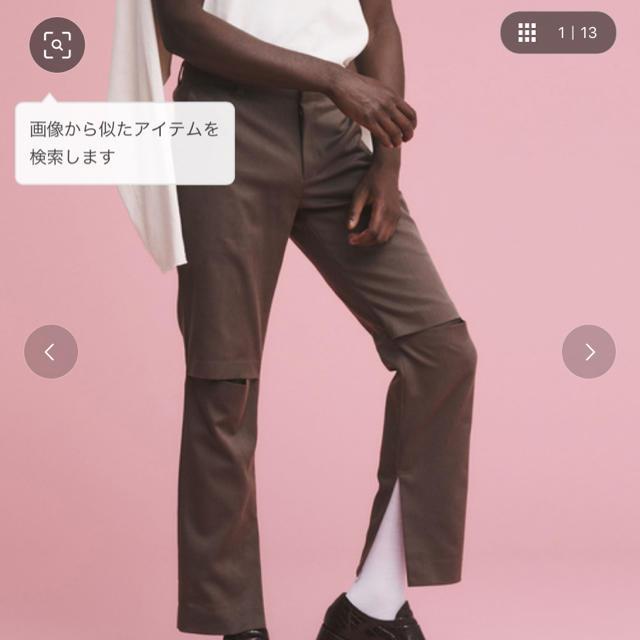 Jieda(ジエダ)のjieda 20ss  ショートトレンチ セットアップ メンズのスーツ(セットアップ)の商品写真