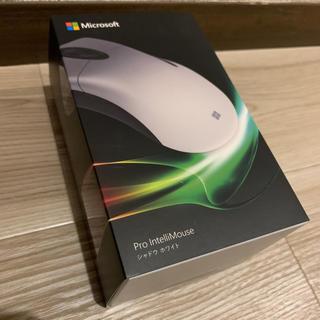 Microsoft - Microsoft Pro IntelliMouse シャドウ ホワイト