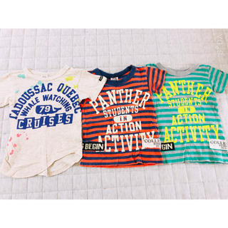 JUNK STORE - BREEZE*JUNKSTORE*Tシャツ*100cm*まとめ売り