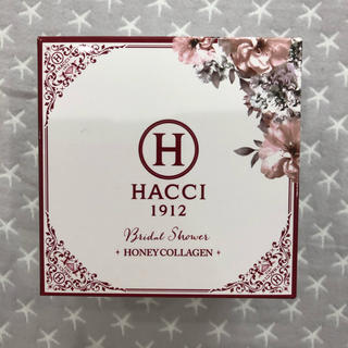 HACCI - 空箱 HACCI HONEY COLLAGEN Bridal shower