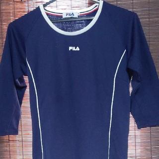 フィラ(FILA)のFILA 7分丈シャツ  (Tシャツ(長袖/七分))