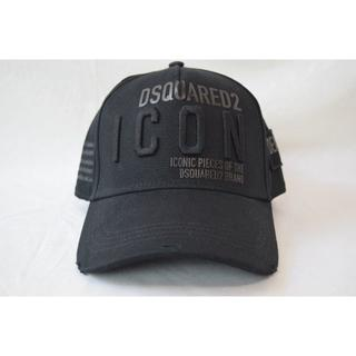 DSQUARED2 - 【新品・未使用】DSQUARED2 ICON ロゴキャップ  ブラック