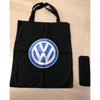 フォルクスワーゲン(Volkswagen)のフォルクスワーゲン⭐︎ロゴトートバッグ非売品(トートバッグ)