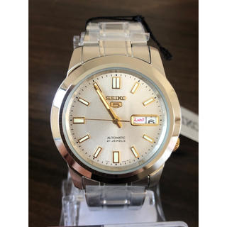セイコー(SEIKO)の新品 SEIKO セイコー SNK601K1 メンズ 腕時計 SEIKO5(腕時計(アナログ))