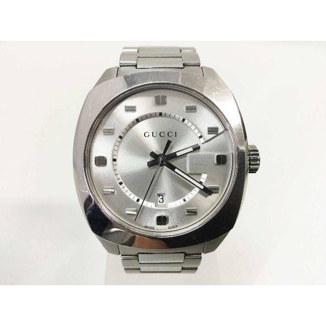 カルティエ 人気 時計 スーパー コピー / Gucci - GUCCI グッチ ◆ 腕時計 GG2570 メンズ (0315-01)の通販