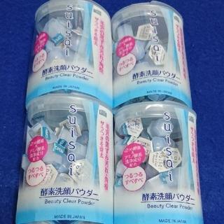 カネボウ(Kanebo)の【新品】suisai 酵素洗顔パウダー 32個×4 計128個(洗顔料)
